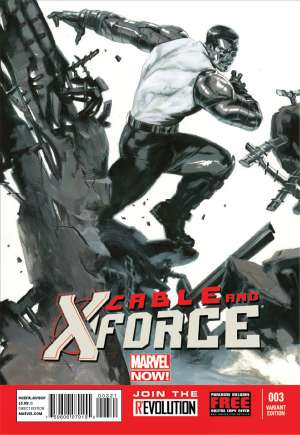 Cable and X-Force (2012-2014)#3B