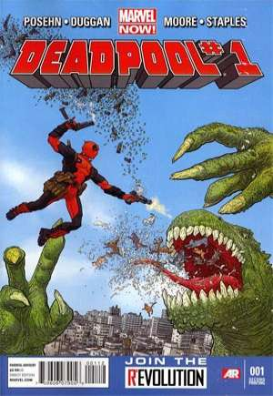 Deadpool (2012-2015)#1H