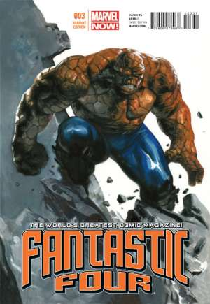 Fantastic Four (2012-2014)#3B