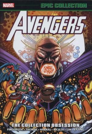 Avengers Epic Collection (2013-Present)#TP Vol 21