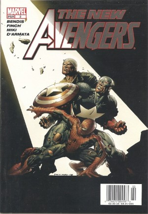 New Avengers (2005-2010)#2A