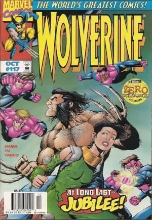 Wolverine (1988-2003)#117A