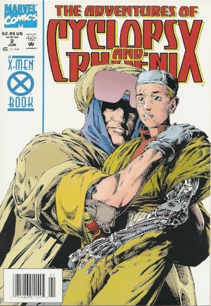 Adventures of Cyclops and Phoenix (1994)#2A