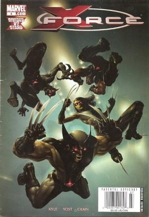X-Force (2008-2010)#4A
