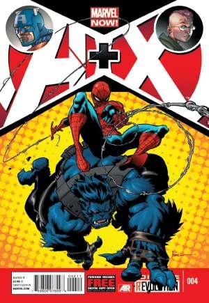 A + X (2012-2014)#4A