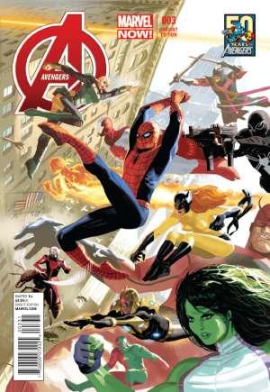 Avengers (2012-2015)#3B