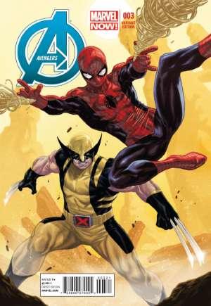 Avengers (2012-2015)#3C