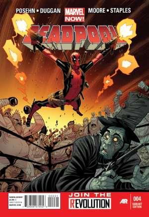 Deadpool (2012-2015)#4B