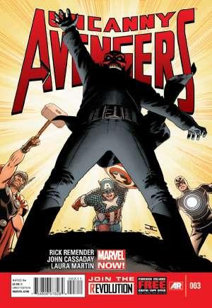 Uncanny Avengers (2012-2014)#3A