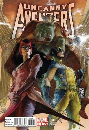 Uncanny Avengers (2012-2014)#3B
