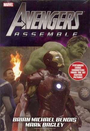 Avengers Assemble (2012-2014)#HC Vol 1B