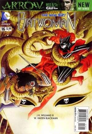 Batwoman (2011-2015)#16A