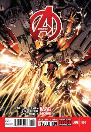 Avengers (2012-2015)#4A