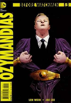 Before Watchmen: Ozymandias#5A