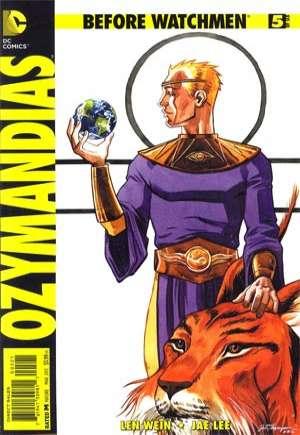 Before Watchmen: Ozymandias#5B