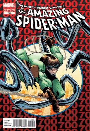 Amazing Spider-Man (1999-2014)#700M