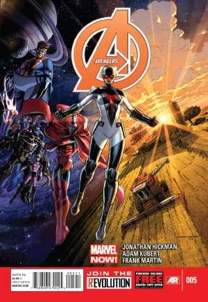 Avengers (2012-2015)#5A