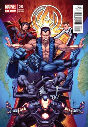 New Avengers (2013-2015)#3B