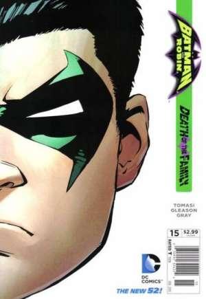 Batman and Robin (2011-2015)#15A