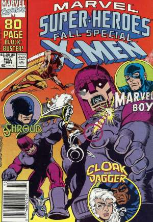 Marvel Super-Heroes (1990-1993) #7A