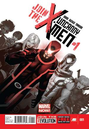 Uncanny X-Men (2013-2016)#1A
