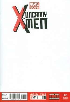 Uncanny X-Men (2013-2016)#1B