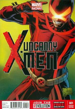 Uncanny X-Men (2013-2016)#1E