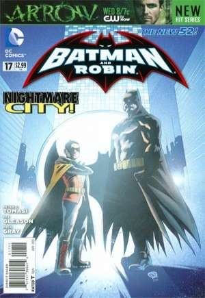 Batman and Robin (2011-2015)#17
