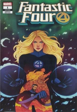 Fantastic Four (2018-Present)#1Z