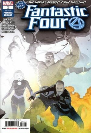 Fantastic Four (2018-Present)#1ZA