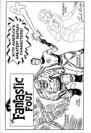 Fantastic Four (2018-Present)#1ZB
