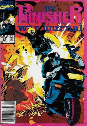 Punisher: War Journal (1988-1995)#30A