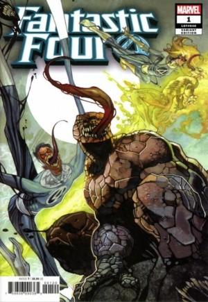 Fantastic Four (2018-Present)#1ZH
