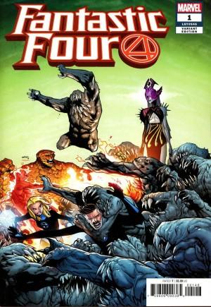 Fantastic Four (2018-2021)#1I