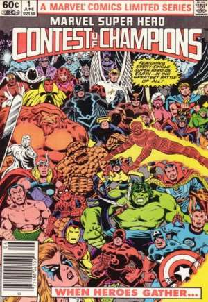 Marvel Super-Hero Contest of Champions (1982) #1A