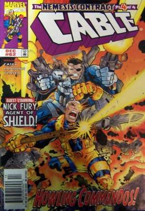 Cable (1993-2002)#62A