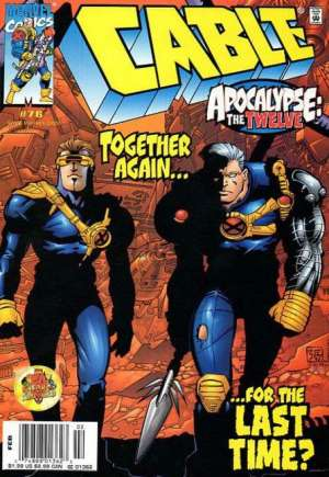 Cable (1993-2002)#76A