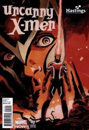 Uncanny X-Men (2013-2016)#1I