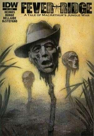 Fever Ridge: A Tale of MacArthur's Jungle War#1A