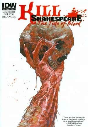 Kill Shakespeare: Tide of Blood#1A