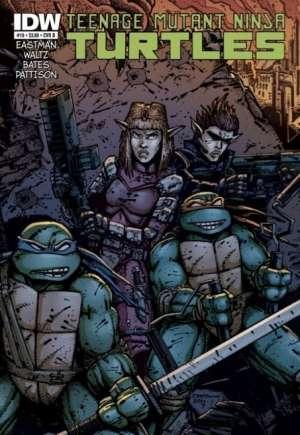 Teenage Mutant Ninja Turtles (2011-2021)#19B