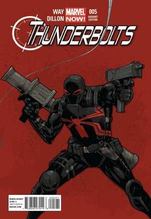 Thunderbolts (2012-2014)#5B