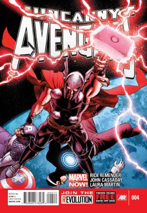 Uncanny Avengers (2012-2014)#4A