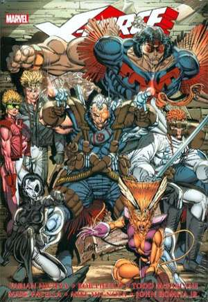 X-Force Omnibus (2013-Present)#HC Vol 1B