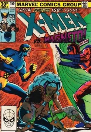 Uncanny X-Men (1963-2011)#150C