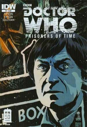 Doctor Who: Prisoners of Time (2013)#2A