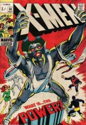 Uncanny X-Men (1963-2011)#56B