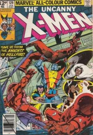 Uncanny X-Men (1963-2011)#129C
