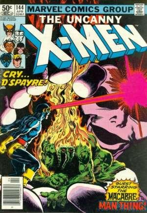 Uncanny X-Men (1963-2011)#144A