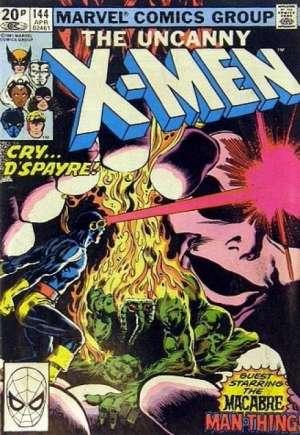 Uncanny X-Men (1963-2011)#144C
